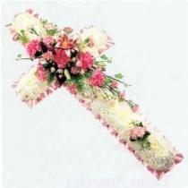 funeral cruz floral