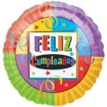 globo de cumpleaños de 18 pulgadas