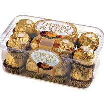 caja chocolate ferrero 16 unidades