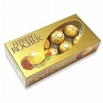 caja chocolate ferrero 8 unidades